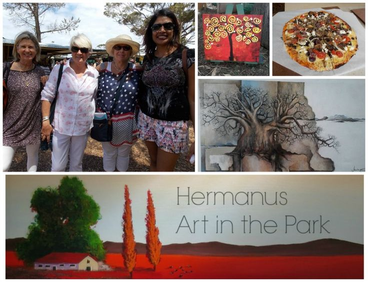 Art in the Park Date: Sunday 29th November Time: 10 - 3.00pm Venue: Hermanus Cricket Ground