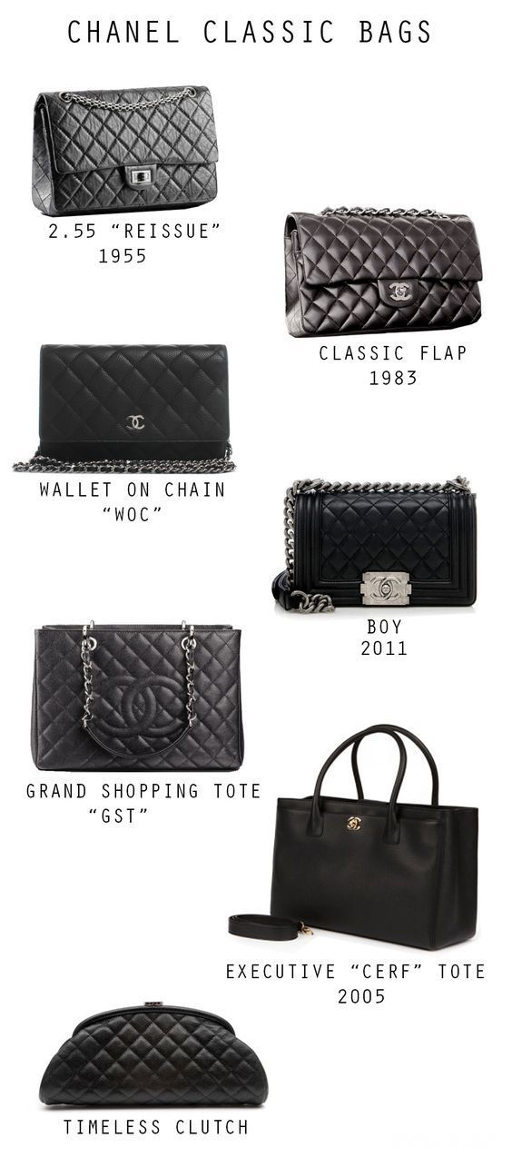 Chanel Handbags & more