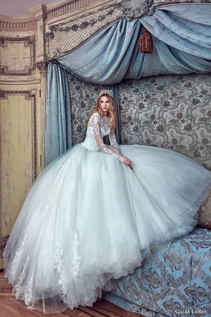 Mejores 271 imágenes de Wedding Dresses en Pinterest | Vestidos de ...
