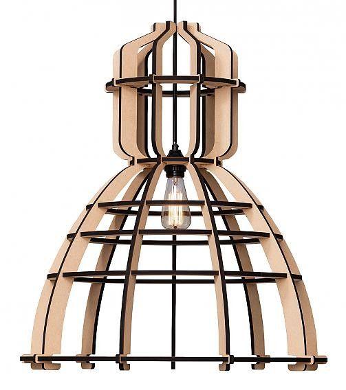 NO.19XL Industrielamp - by Olaf Weller