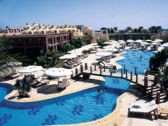 Hotel Sheraton Miramar Resort - Egypte