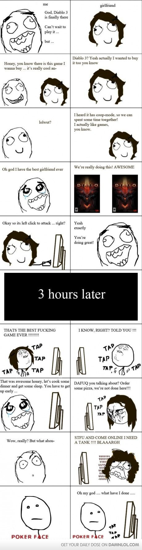 this is why we don't have diablo 3, but possibly Guild wars 2 soon =P