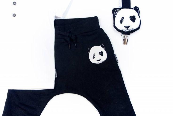 Lucky No.7 Lucky No.7 Panda Jogging pants