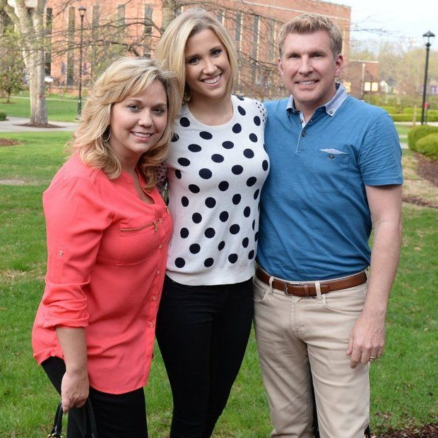 'Chrisley Knows Best' star Savannah preps for college