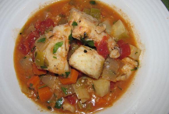 4pt Fish Stew