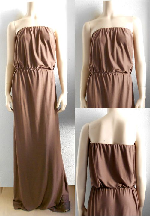 Runway Sewing: Dresses Tutorial, Sewing Projects, Maxi Diy, Runway Sewing, Maxis, Projects 17, Sewing Ideas, Diy Strapless Maxi Dresses, Weeping Angels
