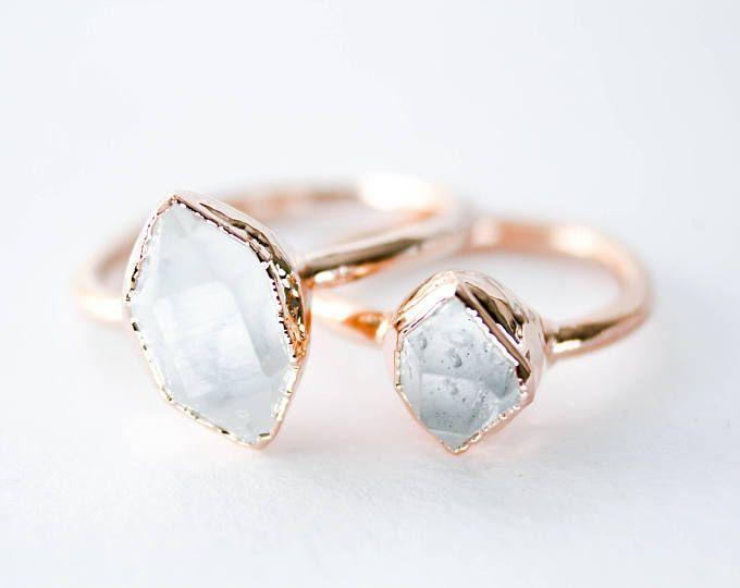 Best 25+ Quartz Engagement Ring Ideas On Pinterest