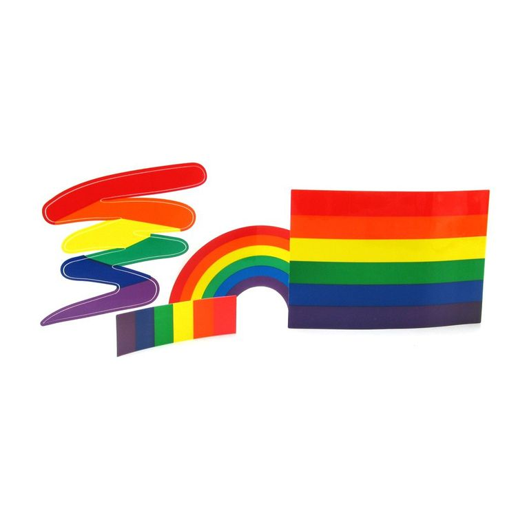 LGBTQ Sticker Pack A - Bed Time Toys