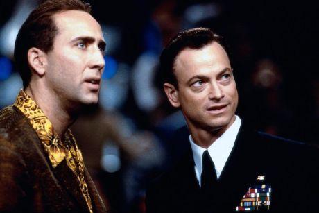 Nicolas Cage, Gary Sinise, Spiel auf Zeit