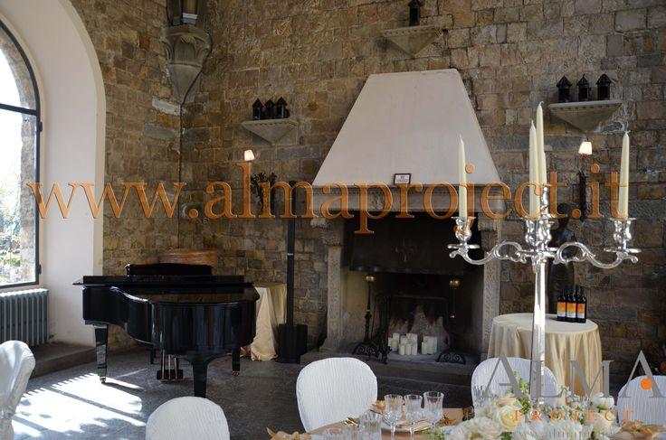ALMA PROJECT @ Vincigliata - Coda Piano in the Loggia 744