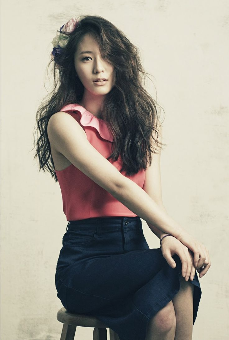 f(x) Krystal High Cut magazine 2013 january