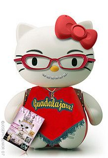 Hello Kitty UGLYBETTY by yodaflicker, via Flickr