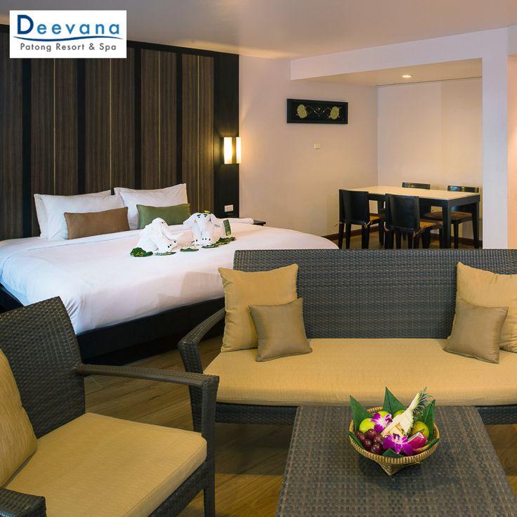 Deevana Patong Resort & Spa, Phuket, Thailand.  See more informaion http://www.deevanahotels.com/deevanapatong/