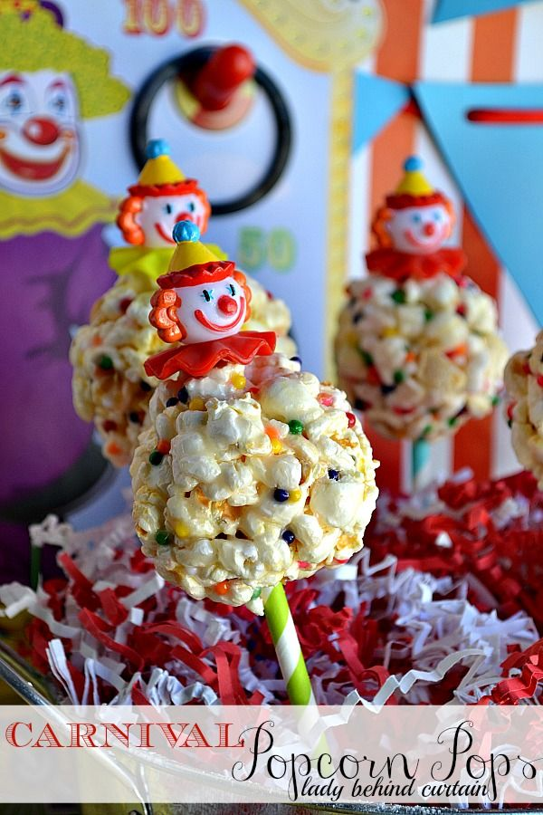 Best 25 carnival snacks ideas on pinterest circus party carnival and vintage circus party - Carnival party menu ...