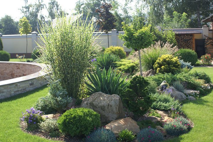 Schone Garten Zusammensetzungen Alles Uber Den Garten Schone Garten Zusammensetzungen All Front Yard Landscaping Design Rock Garden Design Beautiful Gardens