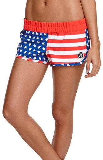 Hurley Phantom Block Party Boardshorts at PacSun.com - Perfect for a 4th of July pool party!