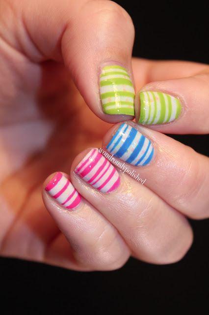 Wondrously Polished April Nail Art Challenge: 17 Best Hoe Clothes Images On Pinterest