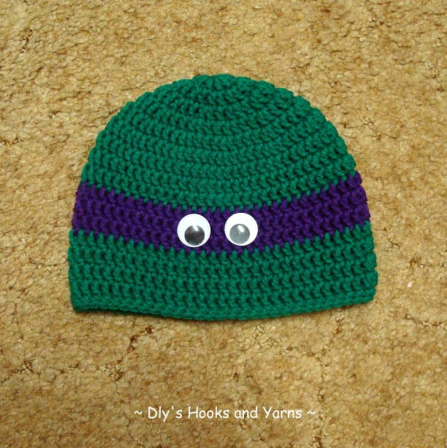 Crochet Pattern Tmnt Hat : 34 best images about TMNT on Pinterest Teenage turtles ...