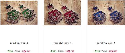 earrings online shopping,earrings online,earrings online india: Buy Earrings Online to fulfill your social require...