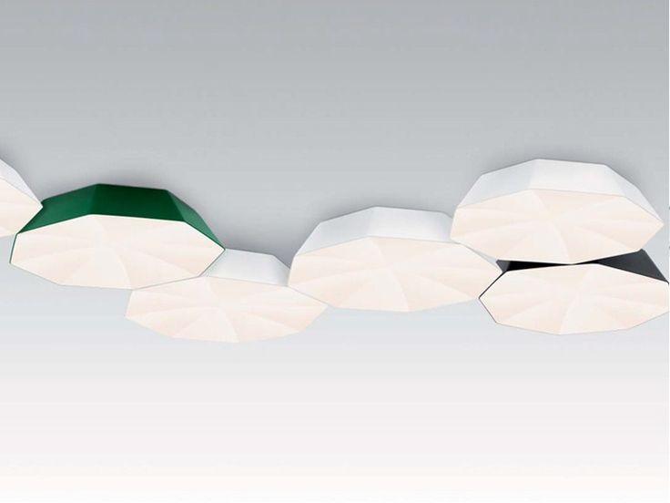 シーリングライト デザイン: Monica Förster 、 Umbrella コレクション のカタログをダウンロードして、メーカー Umbrella | シーリングライト by Zero、 へ価格を問い合わせる