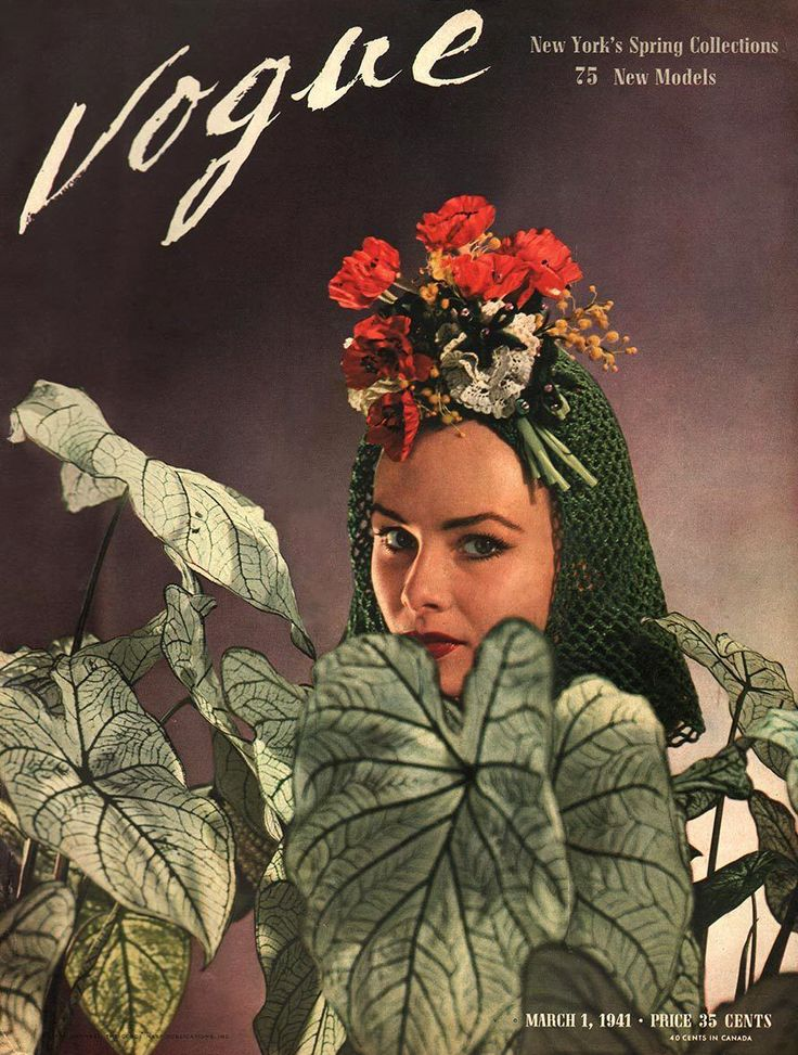 Vogue March 1, 1941