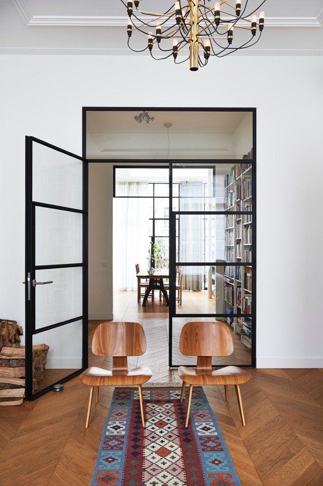 metalen deuren en wanden - te bekijken voor inkomdeur/achtergevel? gelijkvloers