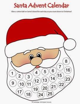 Psicopedagogia Salvador: Baixe calendário com o tema de Natal