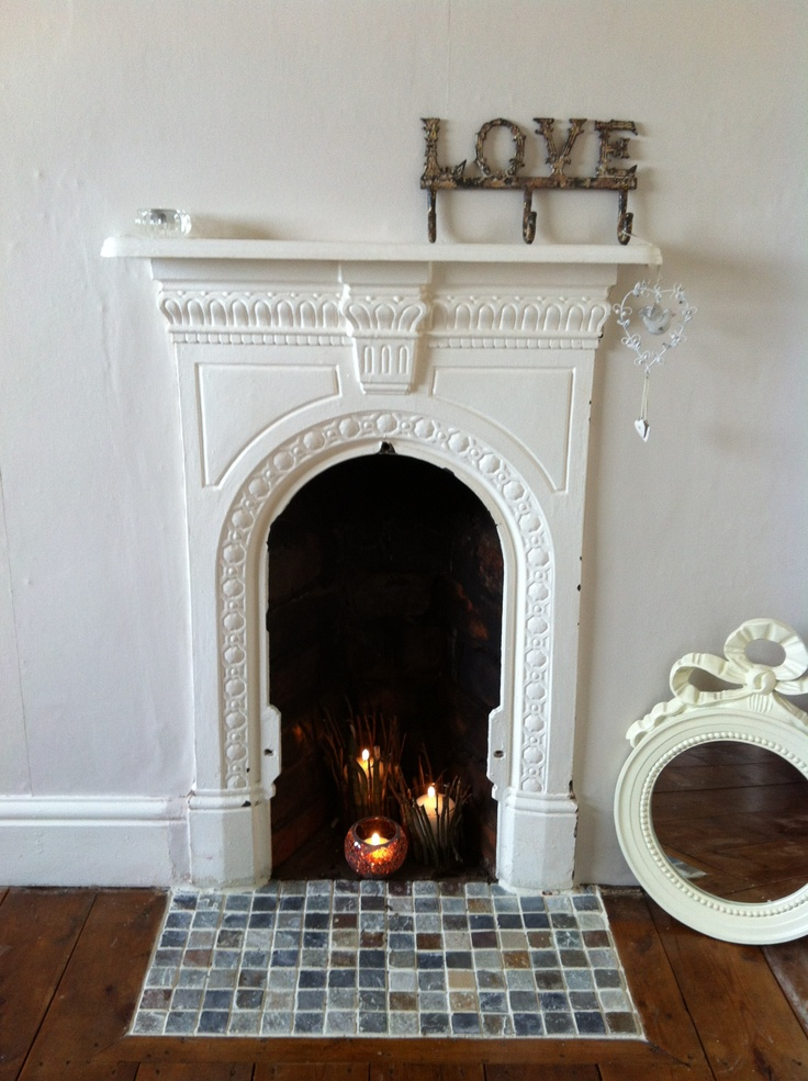 124 Best Images About Decor Fireplaces On Pinterest