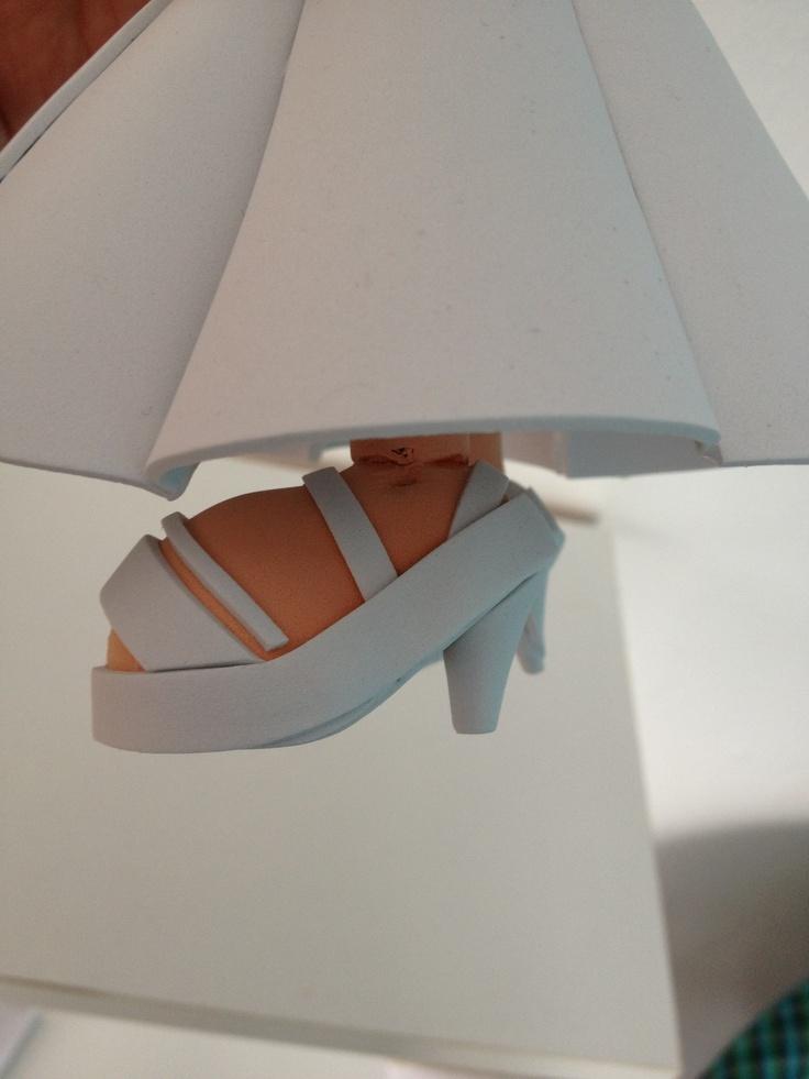 zapatos novia con tacon