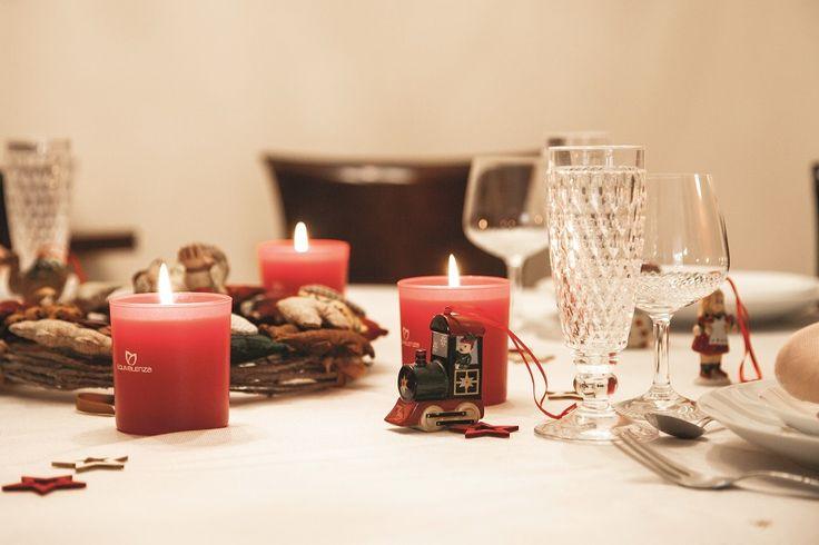 Nuestra propuesta de decoración para Navidad :)