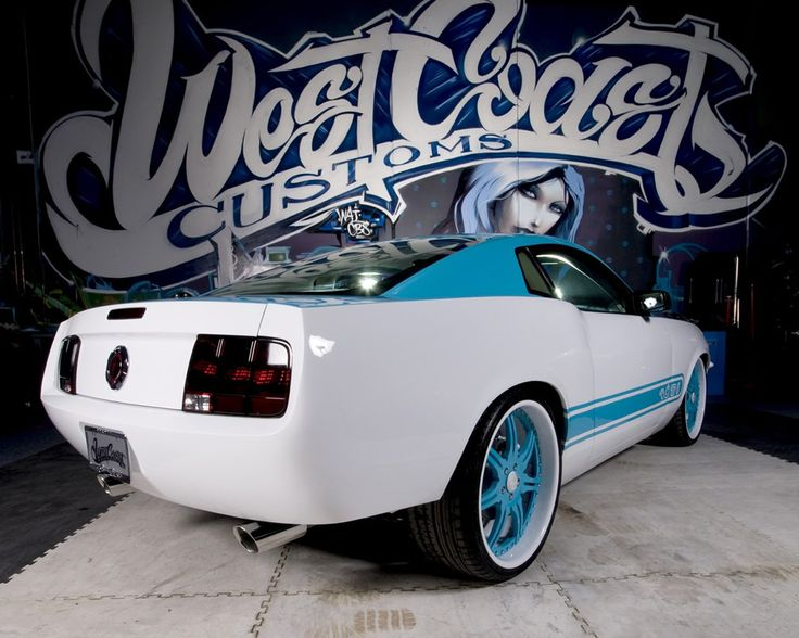 west coast customs mustang mustangs pinterest west coast the o 39 jays and world. Black Bedroom Furniture Sets. Home Design Ideas