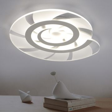 Find More Ceiling Lights Information about Modern Lustre LED Ceiling Lamp Acryl Round Conch Ceiling Lamp Home luminaria light fixtures kitchen Light Indoor Lighting,High Quality light control lighting,China light lights up light for piano Suppliers, Cheap light effect from Zhongshan East Shine Lighting on Aliexpress.com