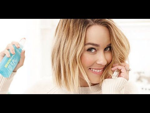 Beauty School: How to Get My Beachy Waves – Lauren Conrad