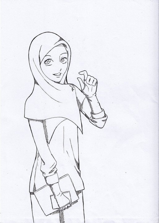 40 best images about hijab cartoon on Pinterest
