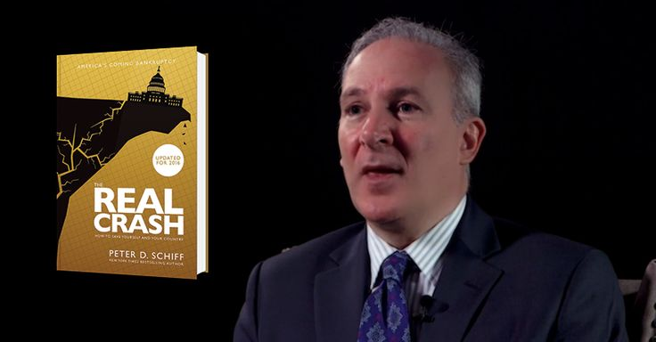 """Armageddon is inevitable"" - Peter Schiff - One World of Nations"