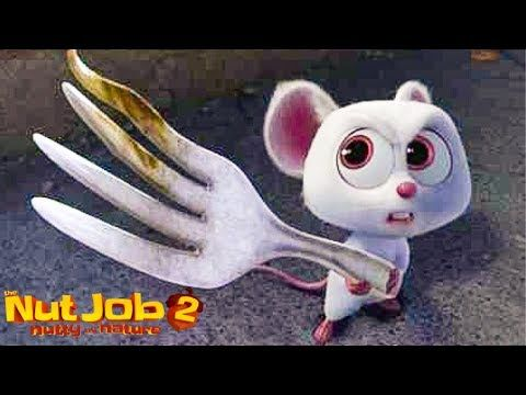 The Nut Job 2: Nutty By Nature 'Little Guy' Trailer (2017) Animated Movie!  :)