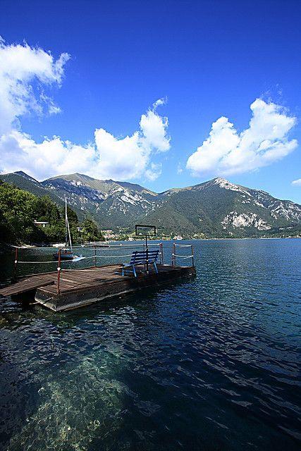 Lago di Ledro, Trentino-Alto Adige, Italy