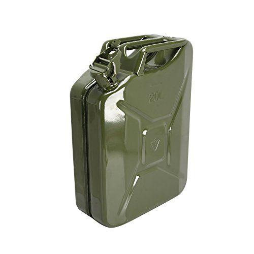 Cogex 76620 Jerrican en métal 20 L