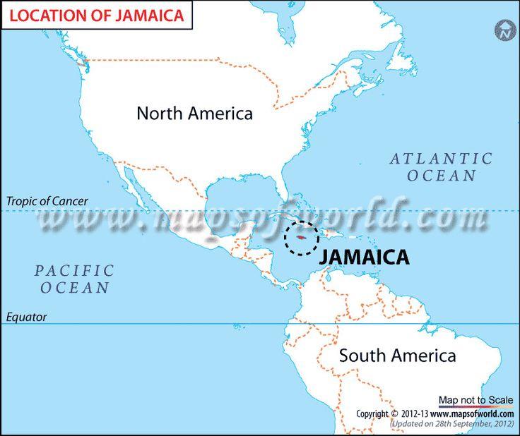 Where is Jamaica