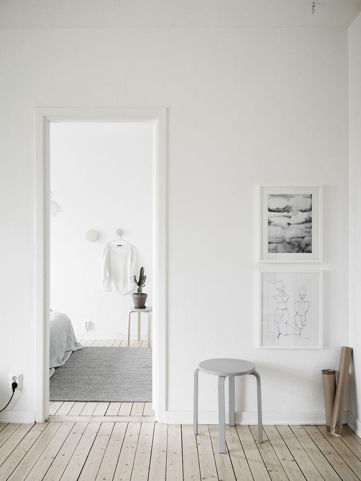 Dreamy and light bedroom - via cocolapinedesign.com