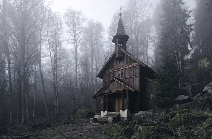There are mysterious places in Central Europe, places made ​​of misty forests and castles haunted by spirits, magic water streams and forests