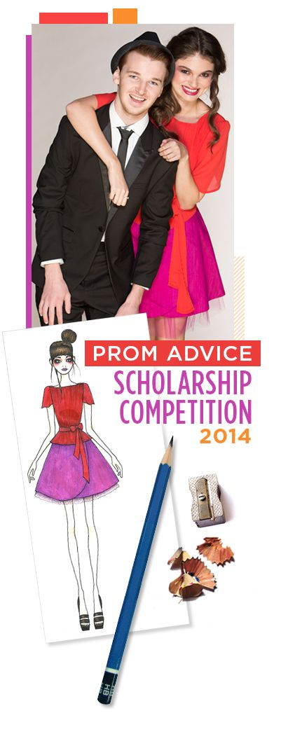 Prom Advice Scholarship Competition Win A Full Year