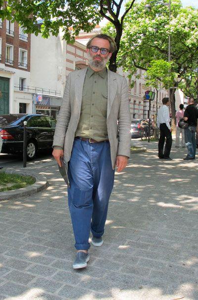 #1451 The best-dressed man – Robert Rabensteiner by Tommy Ton