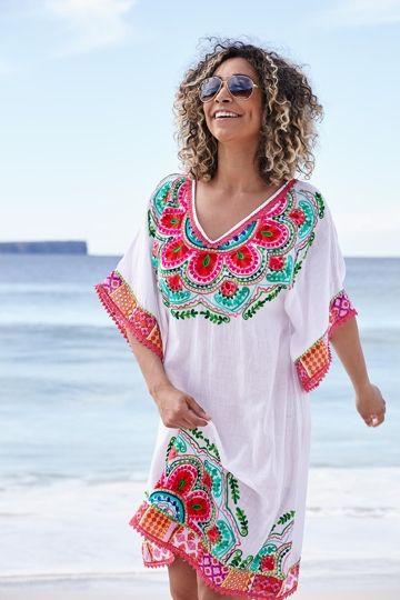 Ruby Yaya Aari Gucci Dress - Womens Knee Length Dresses - Birdsnest Online Fashion#White