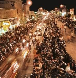 Ride of your life! Sturgis SD Motorcycle Rally