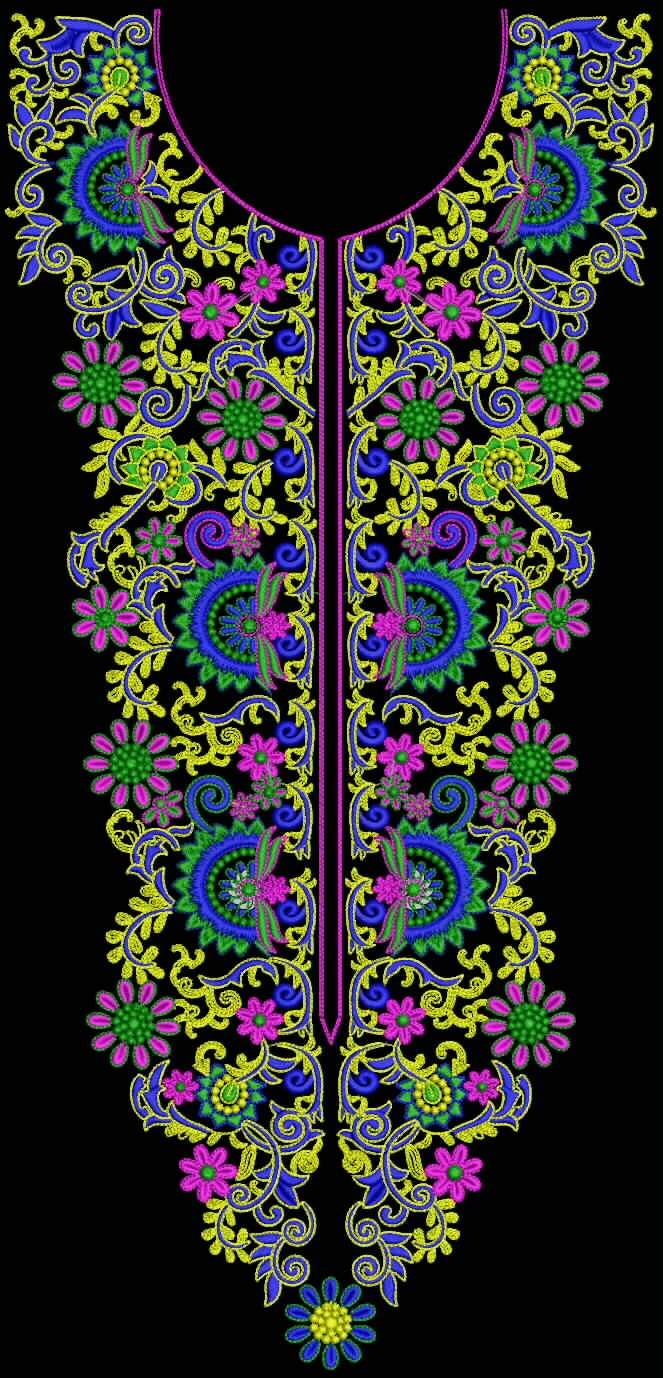 Latest Embroidery Designs For Sale, If U Want Embroidery Designs Plz Contact (Khalid Mahmood, +92-300-9406667)  www.embroiderydesignss.blogspot.com  Design# Gultar22