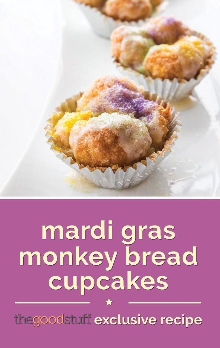 Monkey Bread Cupcakes (Exclusive Recipe) - thegoodstuff