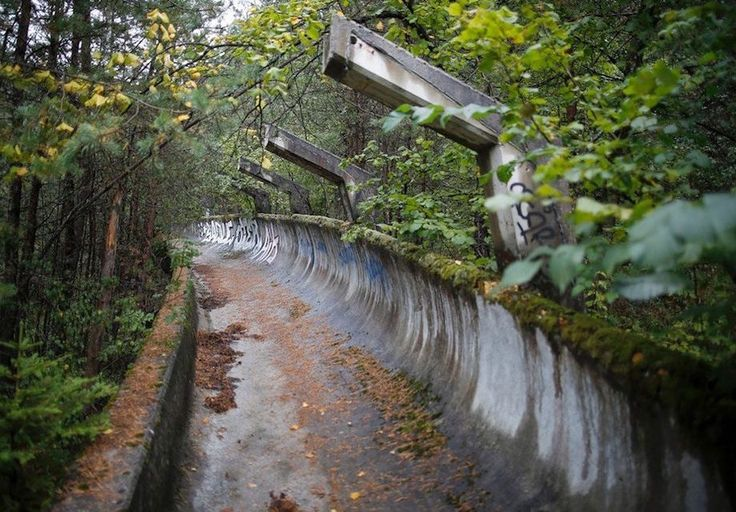 Eerie & Empty: Abandoned Olympic Venues After The Games