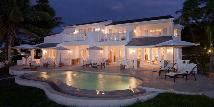 Pelican House - Blue Waters Resort -- Soldier Bay #LuxuryTravel www.lujure.ca