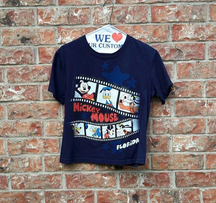 Walt Disney Mickey Mouse T'Shirt  Pullover Kids Movie Cartoon Unsex Boy & Girl  | Clothing, Shoes & Accessories, Kids' Clothing, Shoes & Accs, Boys' Clothing (Sizes 4 & Up) | eBay!